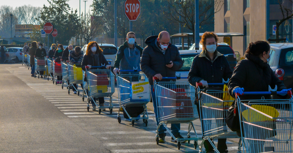Chapter 03: The CoV-19 Pandemic and Queueing.